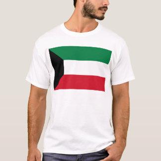 Low Cost! Kuwait Flag T-Shirt