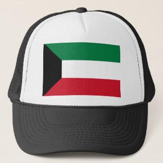 Low Cost! Kuwait Flag Trucker Hat