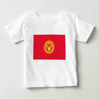 Low Cost! Kyrgyzstan Flag Baby T-Shirt