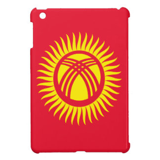 Low Cost! Kyrgyzstan Flag Cover For The iPad Mini