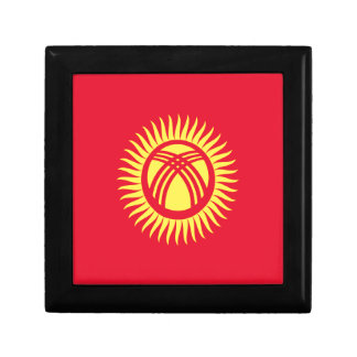 Low Cost! Kyrgyzstan Flag Gift Box