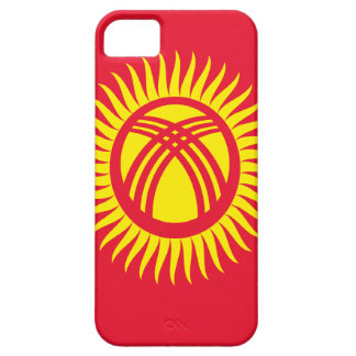 Low Cost! Kyrgyzstan Flag iPhone 5 Case