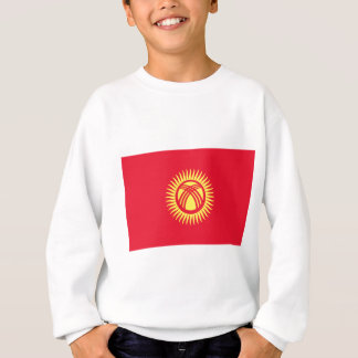 Low Cost! Kyrgyzstan Flag Sweatshirt