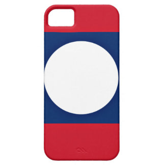 Low Cost! Laos Flag Case For The iPhone 5