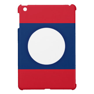 Low Cost! Laos Flag iPad Mini Case