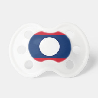 Low Cost! Laos Flag Pacifier