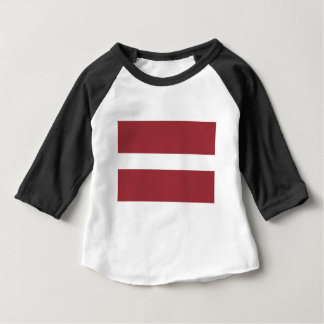 Low Cost! Latvia Flag Baby T-Shirt
