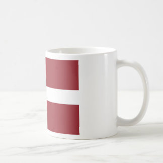 Low Cost! Latvia Flag Coffee Mug