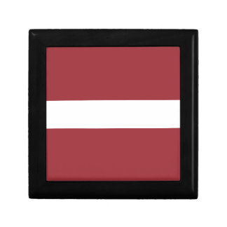 Low Cost! Latvia Flag Gift Box
