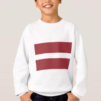 Low Cost! Latvia Flag Sweatshirt