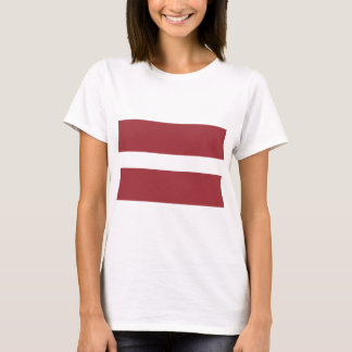 Low Cost! Latvia Flag T-Shirt