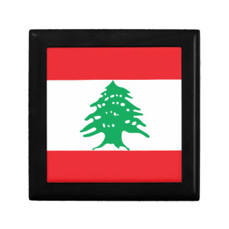 Low Cost! Lebanon Flag Gift Box