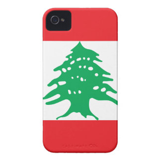 Low Cost! Lebanon Flag iPhone 4 Cover
