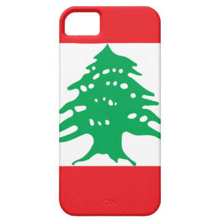 Low Cost! Lebanon Flag iPhone 5 Cases