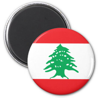 Low Cost! Lebanon Flag Magnet
