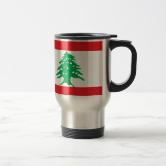 Low Cost! Lebanon Flag Travel Mug