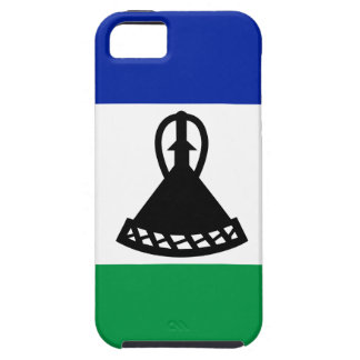 Low Cost! Lesotho Flag Case For The iPhone 5