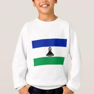Low Cost! Lesotho Flag Sweatshirt