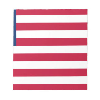 Low Cost! Liberia Flag Notepad