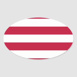 Low Cost! Liberia Flag Oval Sticker