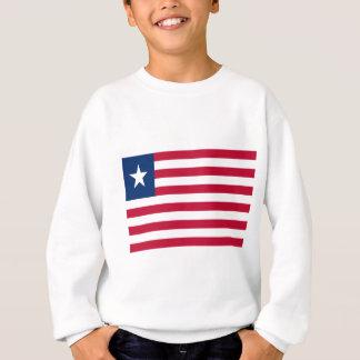 Low Cost! Liberia Flag Sweatshirt