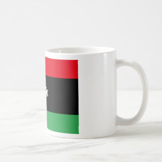 Low Cost! Libya Flag Coffee Mug