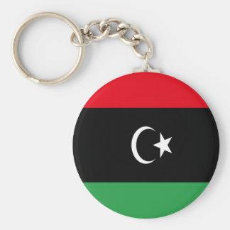 Low Cost! Libya Flag Keychain