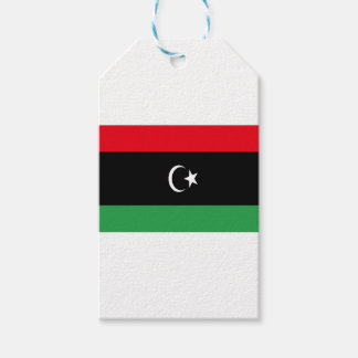 Low Cost! Libya Flag Pack Of Gift Tags
