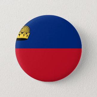 Low Cost! Liechtenstein Flag 2 Inch Round Button