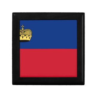 Low Cost! Liechtenstein Flag Gift Box