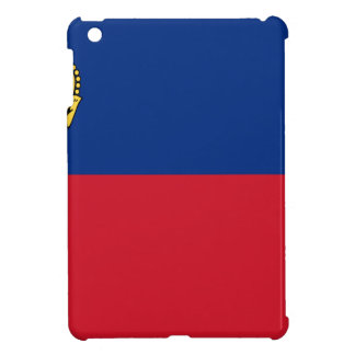 Low Cost! Liechtenstein Flag iPad Mini Case
