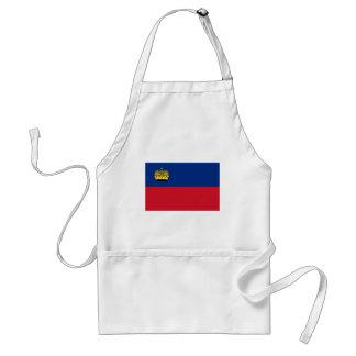 Low Cost! Liechtenstein Flag Standard Apron