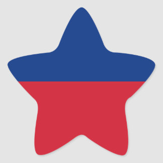 Low Cost! Liechtenstein Flag Star Sticker