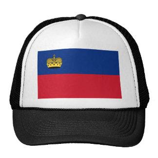 Low Cost! Liechtenstein Flag Trucker Hat