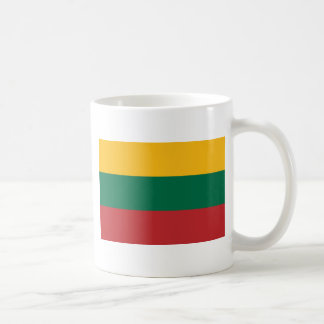 Low Cost! Lithuania Flag Coffee Mug