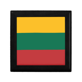 Low Cost! Lithuania Flag Gift Box