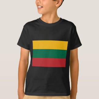 Low Cost! Lithuania Flag T-Shirt