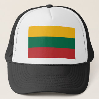 Low Cost! Lithuania Flag Trucker Hat