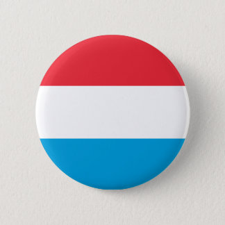 Low Cost! Luxembourg Flag 2 Inch Round Button
