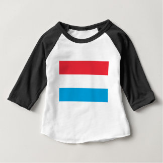 Low Cost! Luxembourg Flag Baby T-Shirt