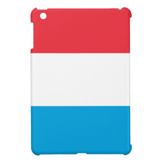 Low Cost! Luxembourg Flag iPad Mini Cases
