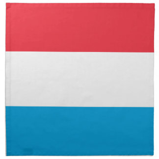 Low Cost! Luxembourg Flag Napkin
