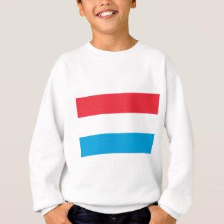 Low Cost! Luxembourg Flag Sweatshirt