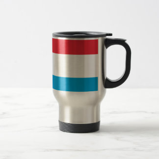 Low Cost! Luxembourg Flag Travel Mug