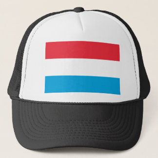 Low Cost! Luxembourg Flag Trucker Hat