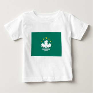 Low Cost! Macau Flag Baby T-Shirt