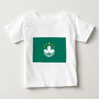Low Cost! Macau Flag Baby T-Shirt