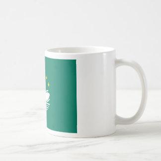 Low Cost! Macau Flag Coffee Mug