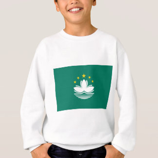 Low Cost! Macau Flag Sweatshirt