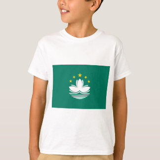 Low Cost! Macau Flag T-Shirt